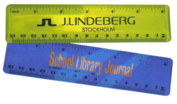 Personalized Rulers & Custom Printed 6