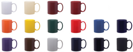 Personalized Coffee Mugs & Custom Printed Coffee Mugs