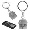 Personalized Metal Key Tags & Custom Logo Metal Key Tags