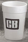 Personalized Foam Cups & Custom Printed 14 oz Foam Cups