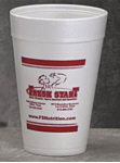 Personalized Foam Cups & Custom Printed 24 oz Foam Cups