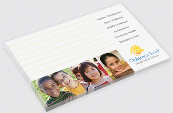 Personalized Sticky Note Pads & Custom Logo 3