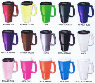 Personalized Travel Mugs & Custom Logo Travel Mugs