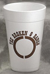 Personalized Foam Cups & Custom Printed 44 oz Foam Cups