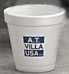 Personalized Foam Cups & Custom Printed 4 oz Foam Cups