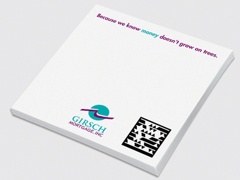 Personalized Sticky Note Pads & Custom Logo 4