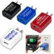 Personalized USB Chargers & Custom Printed USB Chargers