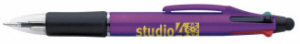 Personalized Orbitor Metallic Stylus Pens - Custom Printed Orbitor Metallic Stylus Pens