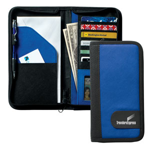 Personalized Travel Wallets & Custom Printed Travel Wallets