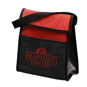Personalized Insulated Lunch Bags & Custom Logo Vinyl Lunch Bags