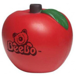 Personalized Apple Stress Relievers & Custom Printed Apple Stress Relievers