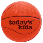 Personalized Stress Basketballs & Custom Printed Stress Basketballs