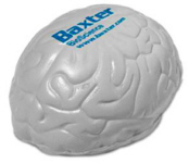 Personalized Brain Stress Relievers & Custom Printed Brain Stress Relievers
