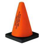 Personalized Cone Stress Relievers & Custom Printed Cone Stress Relievers