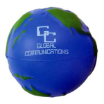 Personalized Earth Stress Relievers & Custom Printed Earth Stress Relievers