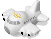 Personalized Plane Stress Relievers & Custom Printed Plane Stress Relievers