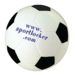 Personalized Stress Soccer Balls & Custom Printed Stress Soccer Balls
