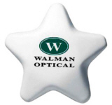 Personalized Stress Stars & Custom Printed Stress Stars