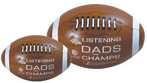 Personalized Football Beach Balls & Custom Printed Football Beach Balls