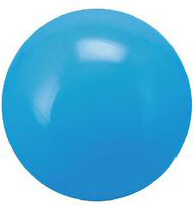 Personalized Light Blue Beach Balls & Custom Printed Light Blue Beach Balls