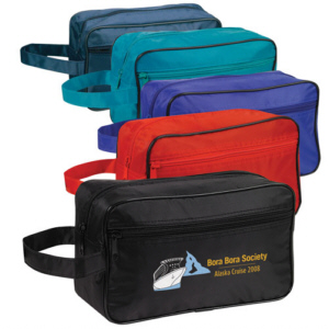 Personalized Toiletry Bags & Custom Printed Toiletry Bags