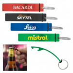Personalized Key Tag Bottle Openers & Custom Logo Key Tag Bottle Openers