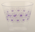 Personalized Plastic Cups & Custom Printed 9 oz Plastic Rocks Glass