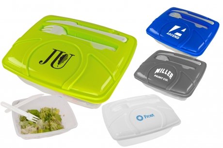 Personalized Lunch Container & Custom Logo Lunch Container