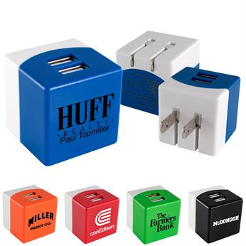 Personalized USB Chargers & Custom Logo USB Chargers