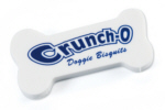 Personalized Bone Erasers & Custom Logo Bone Erasers