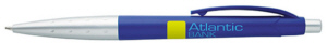 Personalized Flav Metallic Pens - Custom Printed Flav Metallic Pens