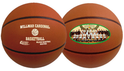 Personalized Basketballs & Custom Logo Synthetic Leather Basketballs