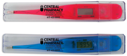 Personalized Thermometers & Custom Printed Thermometers