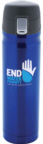 Personalized Blue Thermoses & Custom Logo Stainless Steel Blue Thermoses