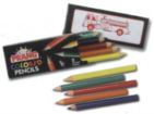 Personalized Coloring Pencils & Custom Printed Coloring Pencils