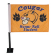 Personalized Car Flags - Custom Printed Car Flags