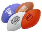 Personalized Foam Footballs & Custom Printed Foam Footballs