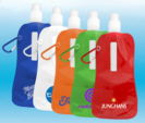 Personalized Foldable Water Bottles & Custom Printed Foldable Water Bottles