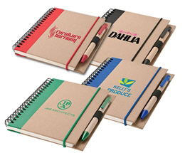 Personalized Spiral Notebooks & Custom Printed Spiral Notebooks