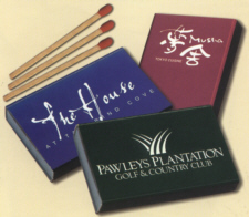 Personalized Matchboxes & Custom Printed Matchboxes