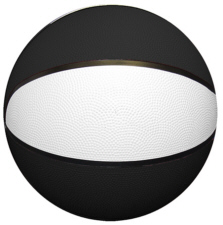 Personalized Basketballs & Custom Logo Mini Rubber Basketballs