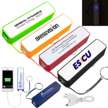 Personalized Power Bank Chargers & Custom Logo Power Bank Chargers
