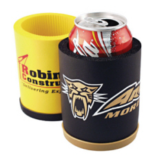 Personalized Can Coolies & Custom Printed Chiller Can Coolies