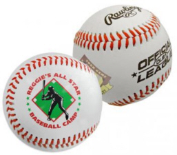 Personalized Baseballs & Custom Printed Rawlings Baseballs