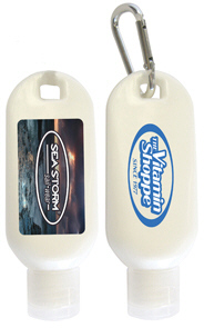 Personalized Sunscreen & Custom Printed Sunscreen