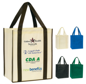 Personalized Shopping Totes & Custom Logo Shopping Totes