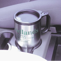 Personalized Steel Travel Mugs & Custom Logo Steel Travel Mugs