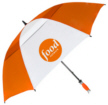 Personalized Typhoon Tamer Alternating Golf Umbrellas & Custom Printed Typhoon Tamer Alternating Golf Umbrellas