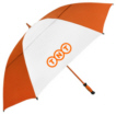 Personalized Vented Paramount Golf Umbrellas & Custom Printed Vented Paramount Golf Umbrellas