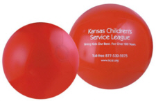 Personalized Red Beach Balls & Custom Printed Red Beach Balls